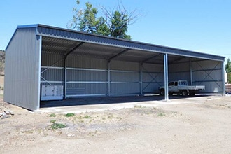 Link to our farm shed section.
