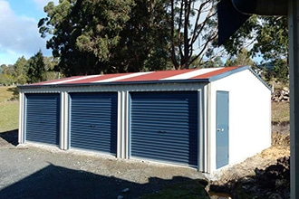 Link to our garage section.