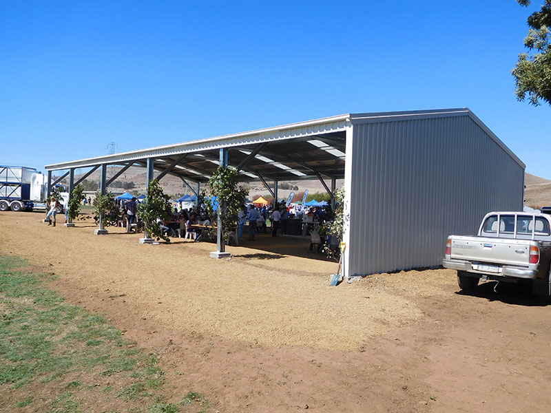 Cover Shed Hobart, Horse, Dairy, Paddock