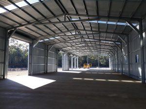 Industrial Shed Tasmania